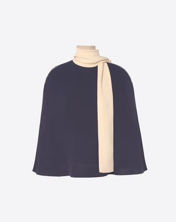 VALENTINO TOP D Top Stripes Re-edition  f
