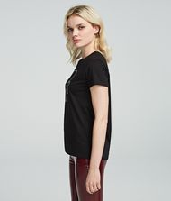 KARL LAGERFELD T-shirt Karl Ikonik avec éclair 9_f