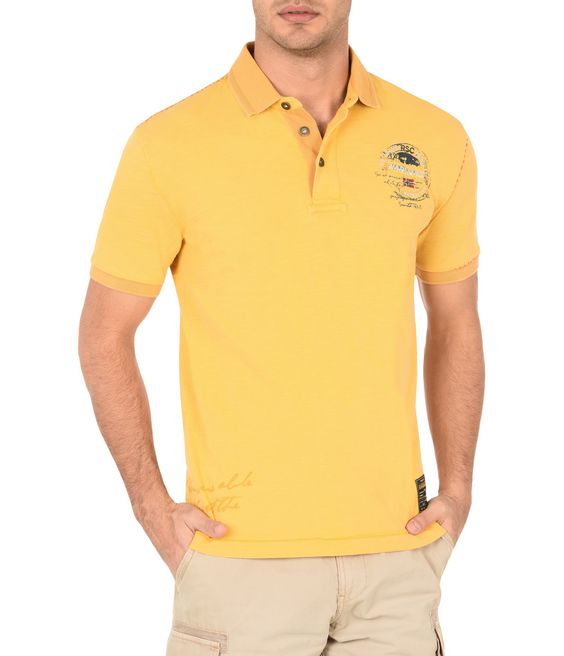 NAPAPIJRI ERIRE Short sleeve polo Man f
