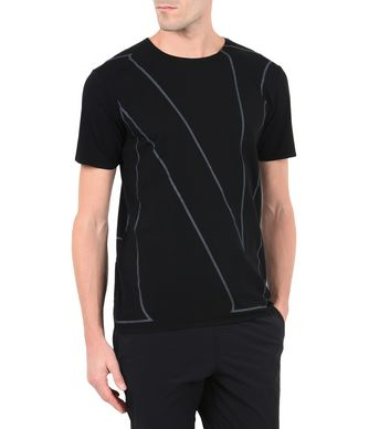 NAPAPIJRI SCEX MAN SHORT SLEEVE T-SHIRT,BLACK
