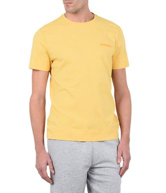NAPAPIJRI SHEW MAN SHORT SLEEVE T-SHIRT,YELLOW