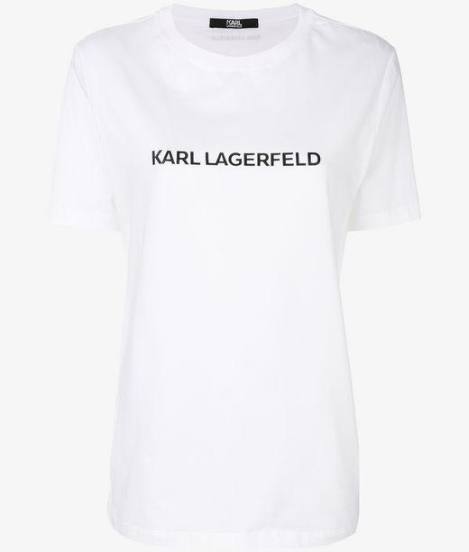 KARL LAGERFELD UNISEX - Karl's essential relax tee 12_f