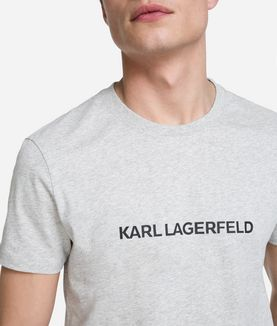 KARL LAGERFELD UNISEX - KARL'S ESSENTIAL RELAX TEE