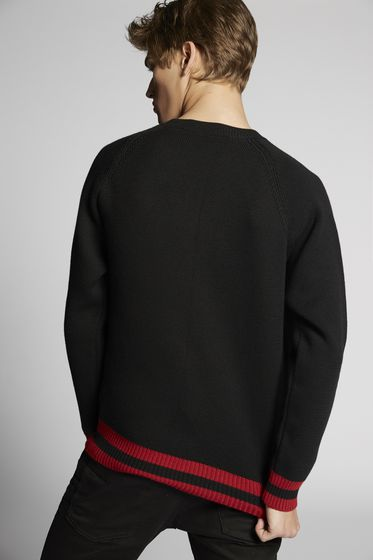 DSQUARED2 Pullover Man S71HA0789S16278975 b