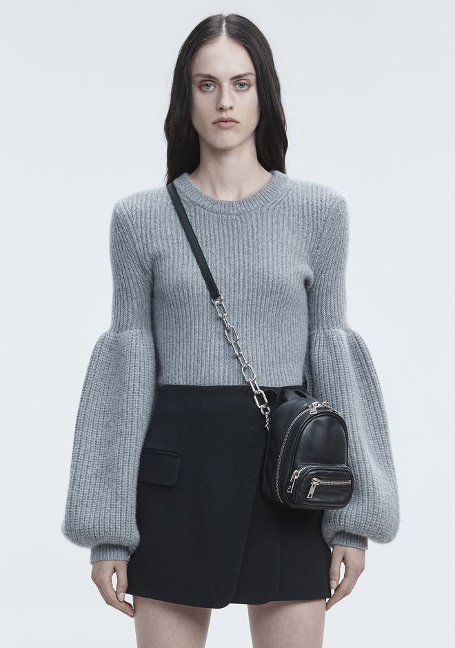 ALEXANDER WANG new-arrivals-ready-to-wear-woman WOOL CASHMERE PULLOVER