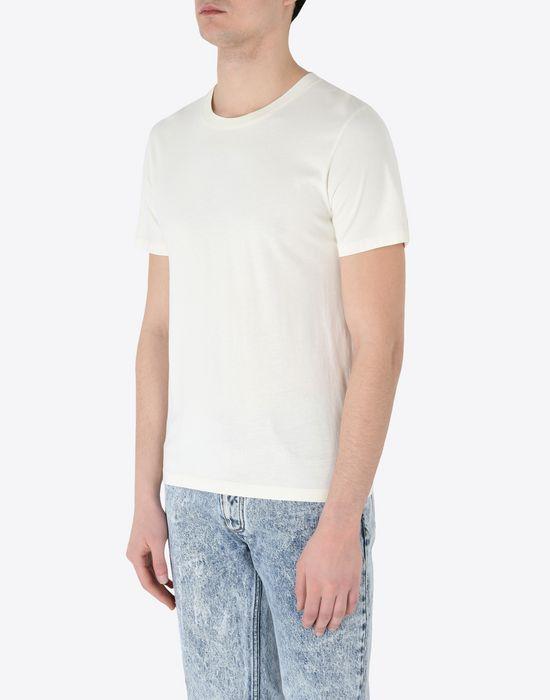 MAISON MARGIELA Pack of 3 cotton T-shirts Short sleeve t-shirt [*** pickupInStoreShippingNotGuaranteed_info ***] b