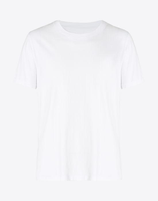 MAISON MARGIELA Pack of 3 cotton T-shirts Short sleeve t-shirt [*** pickupInStoreShippingNotGuaranteed_info ***] f