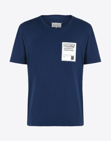 "MAISON MARGIELA Short sleeve t-shirt U ""Stereotype"" cotton T-shirt f"