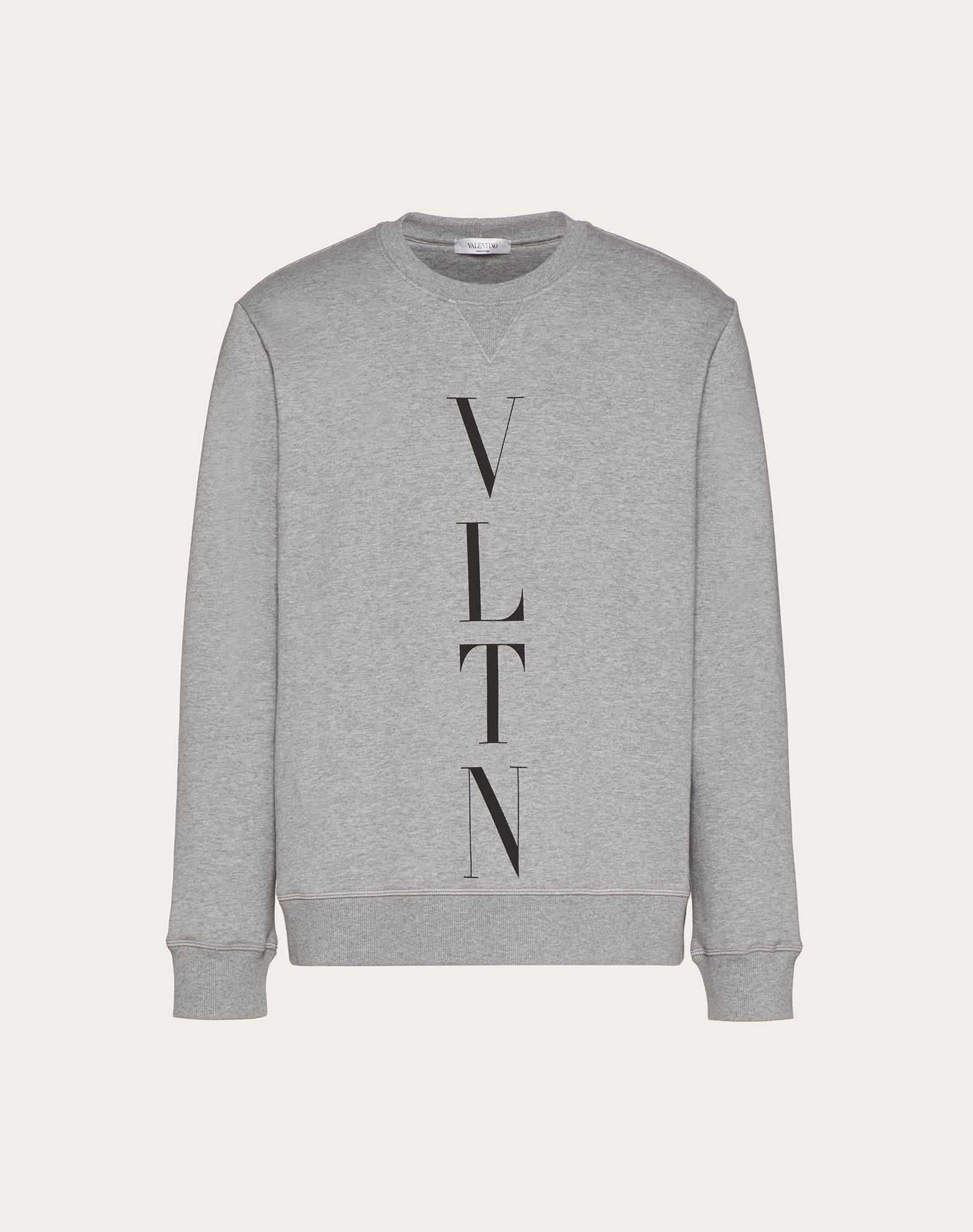 VLTN print hoodie - Black Valentino Clearance Cheap Online Get To Buy Free Shipping Largest Supplier Explore Cheap Online J0GBd6rch0