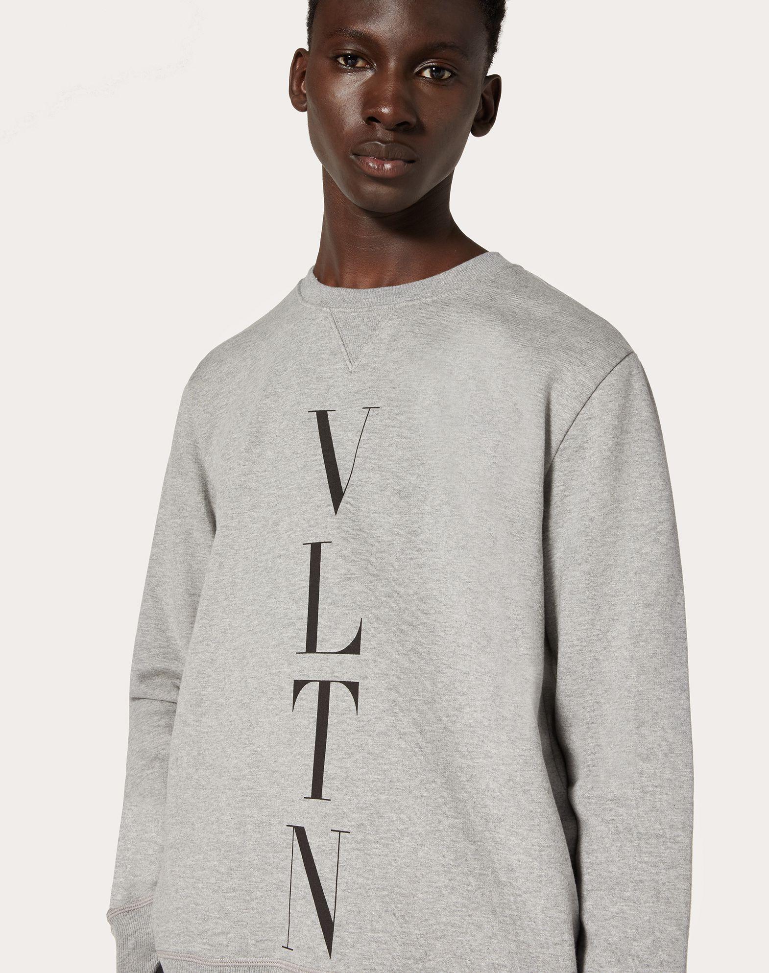 VALENTINO UOMO VLTN crew-neck sweatshirt Sweatshirt U a