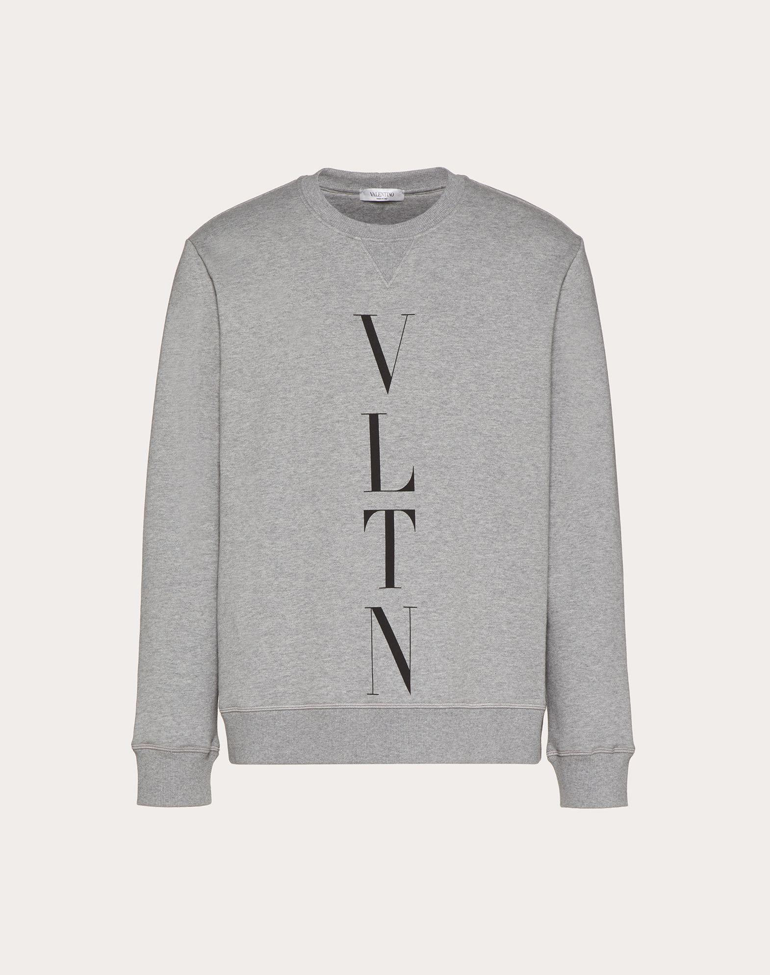 VALENTINO UOMO VLTN crew-neck sweatshirt Sweatshirt U f