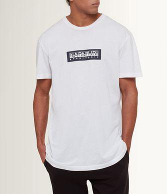 NAPAPIJRI SIMBAI メンズ T シャツ,ブライトホワイト