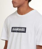 NAPAPIJRI SIMBAI Short sleeve T-shirt Man e