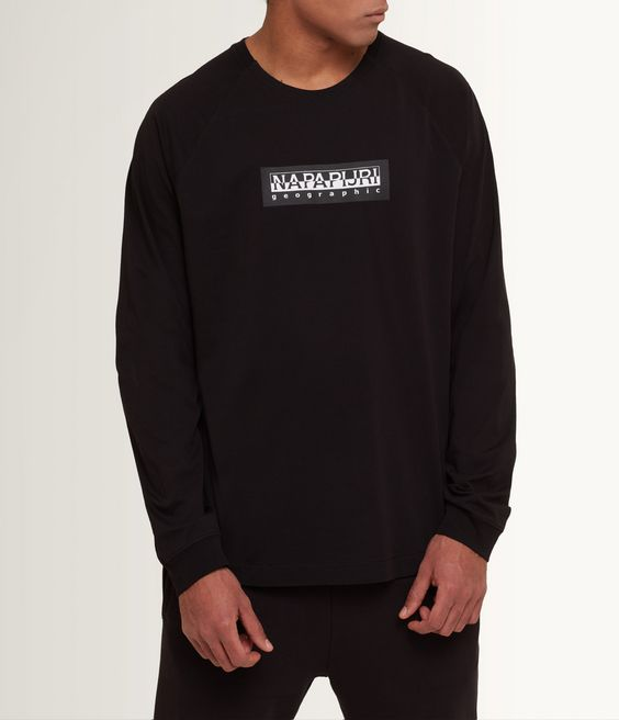 NAPAPIJRI SIMMY Long sleeve T-shirt Man f