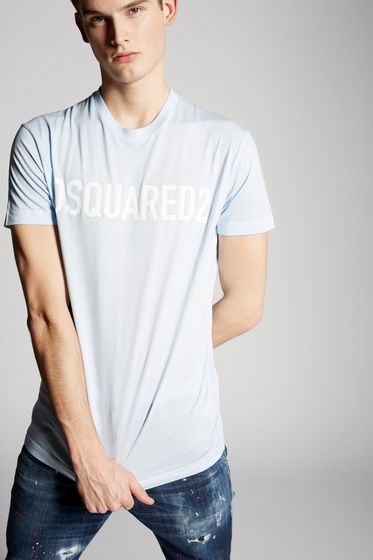DSQUARED2 Short sleeve t-shirt Man S71GD0660S22427900 b