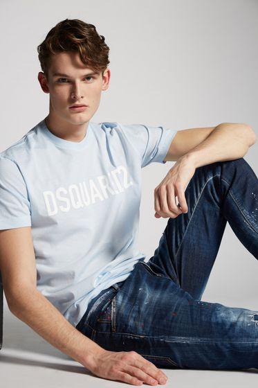DSQUARED2 Short sleeve t-shirt Man S74GD0368S22427239 m