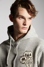 DSQUARED2 Patch Sweatshirt Sweatshirt Man