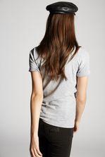 DSQUARED2 Jersey Logo T-Shirt Short sleeve t-shirt Woman