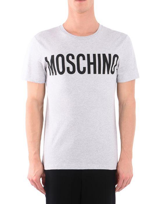 Short sleeve t-shirts Man MOSCHINO