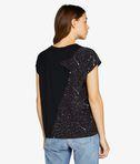 KARL LAGERFELD Jersey Silk Star T-Shirt 8_d