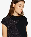 Jersey Silk Star T-Shirt