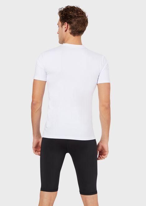 Technical fabric T-shirt