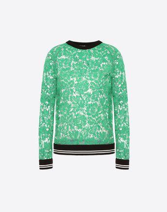 VALENTINO Sweatshirt D PB3MF03H3C6 0K2 f