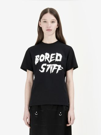 """Bored Stiff"" T-shirt"