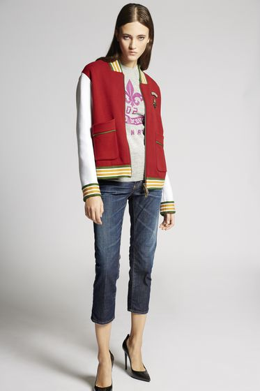 DSQUARED2 Jacket Woman S75HG0028S23177259 m