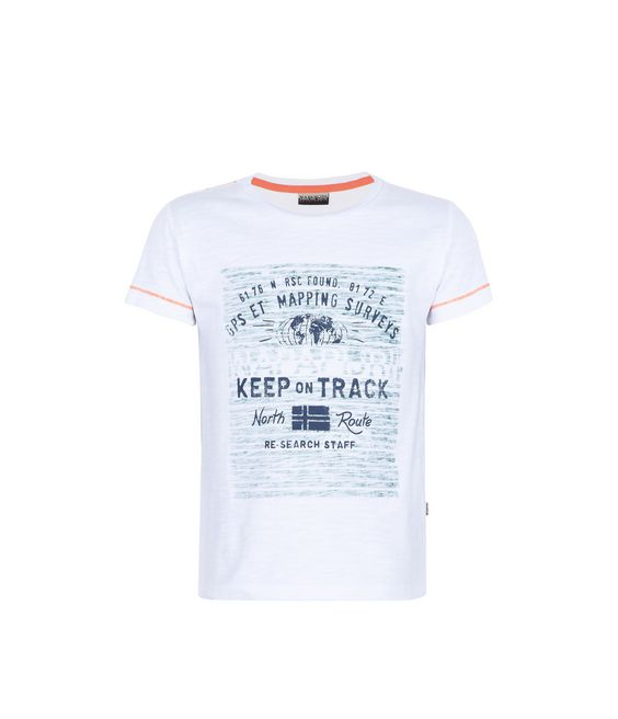 NAPAPIJRI K SKIV KID Short sleeve T-shirt Man f