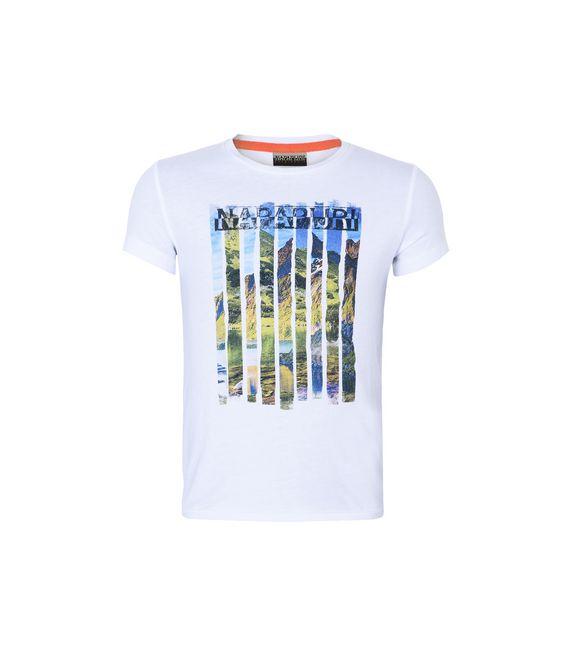NAPAPIJRI K STANDER KID Kurzärmliges T-Shirt Herren f