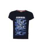 NAPAPIJRI K SITARD KID Short sleeve T-shirt Man f