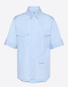 VALENTINO UOMO Shirt & blouse U Short-sleeve couture shirt f