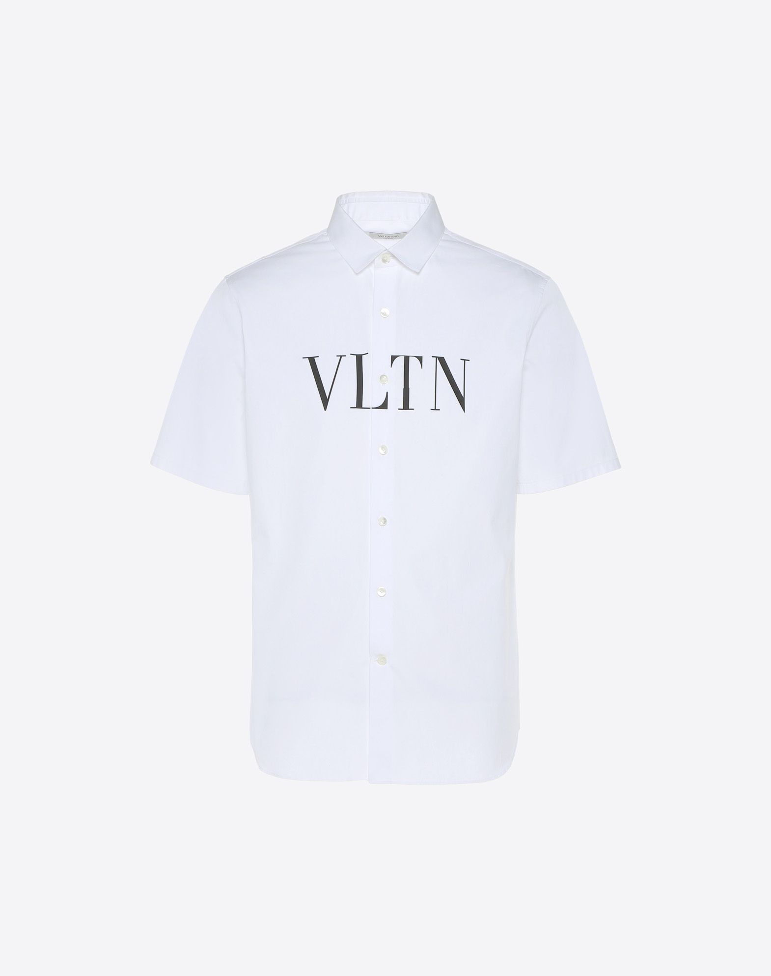 VALENTINO UOMO Short-sleeve VLTN couture shirt Shirt U f