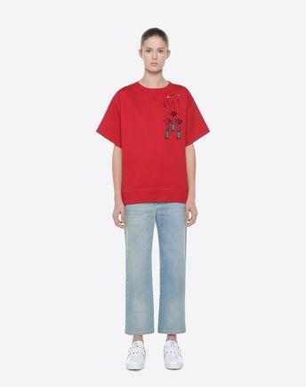 VALENTINO T-shirt D PB0MG07J3Y2 0BO r