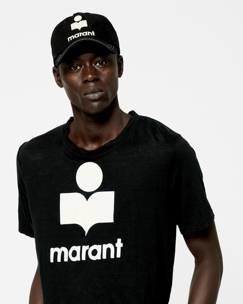 KARMAN T-shirt stampata ISABEL MARANT
