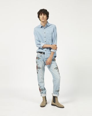 LAKO denim shirt