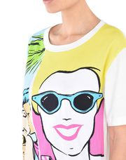Short sleeve t-shirts Woman BOUTIQUE MOSCHINO