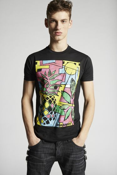 DSQUARED2 Top Man S71NC0214S22507965 b