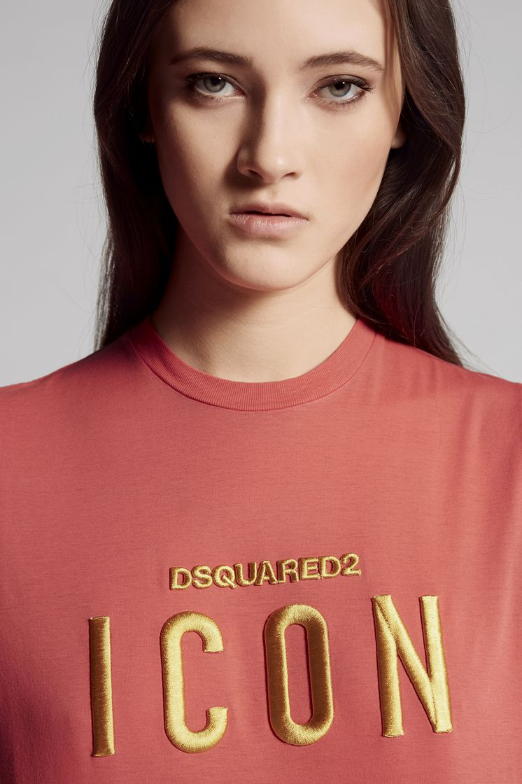 DSQUARED2 S75GC0872S22427313 Short sleeve t-shirt Woman m