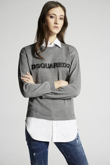 DSQUARED2 Pullover Woman S75HA0749S16242900 m
