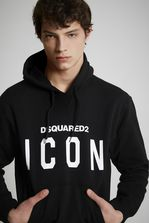 DSQUARED2 Icon Hooded Sweatshirt Sweatshirt Man