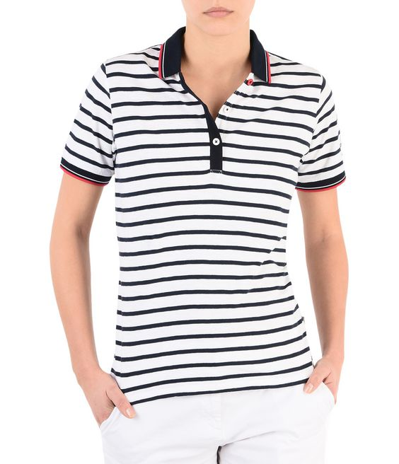 NAPAPIJRI EVELETH Short sleeve polo Woman f