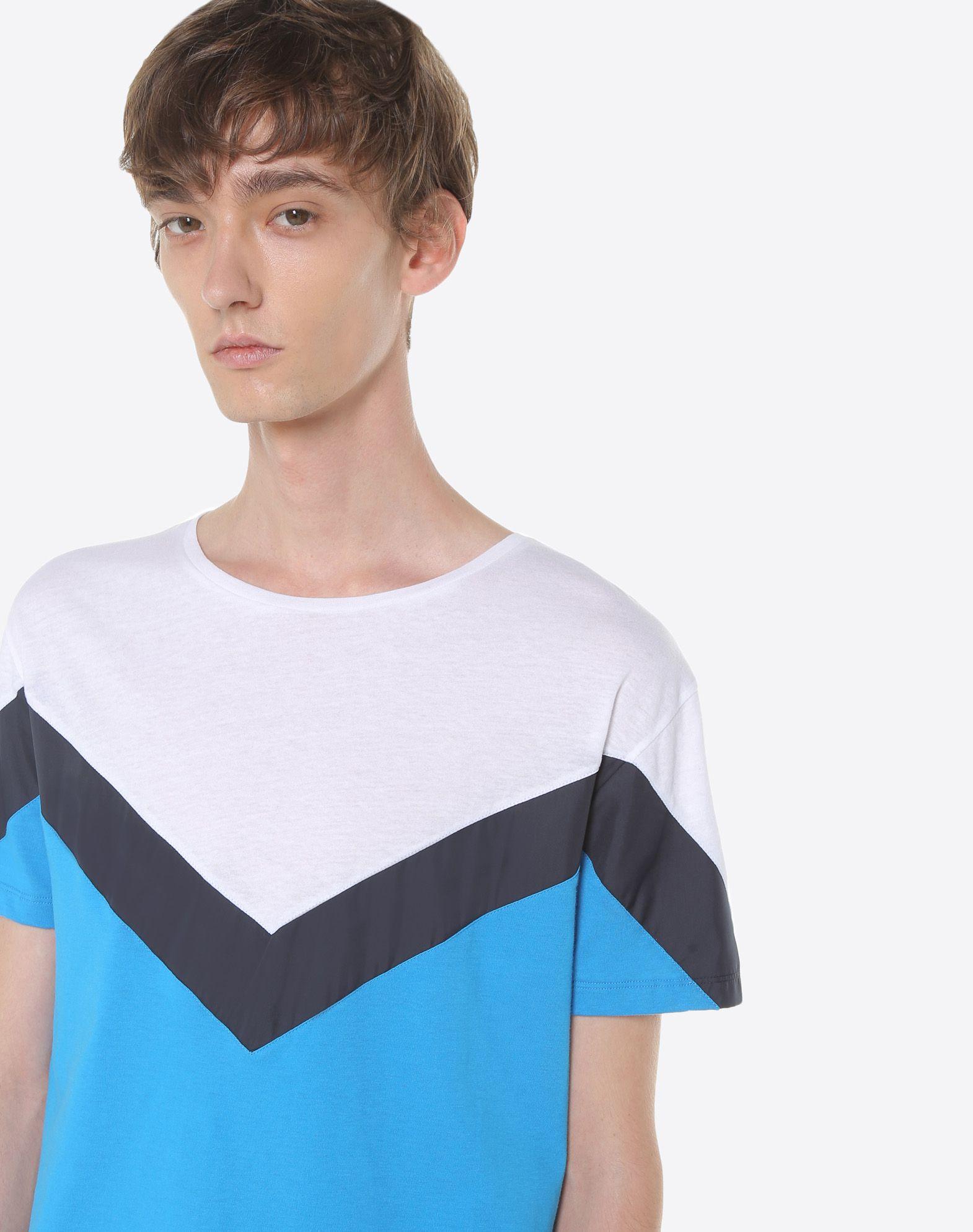 VALENTINO UOMO Camiseta con motivo geométrico Camiseta U a