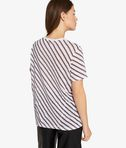 KARL LAGERFELD Captain Karl Striped Linen Tee 8_d