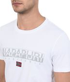 NAPAPIJRI SAPRIOL Short sleeve T-shirt Man e