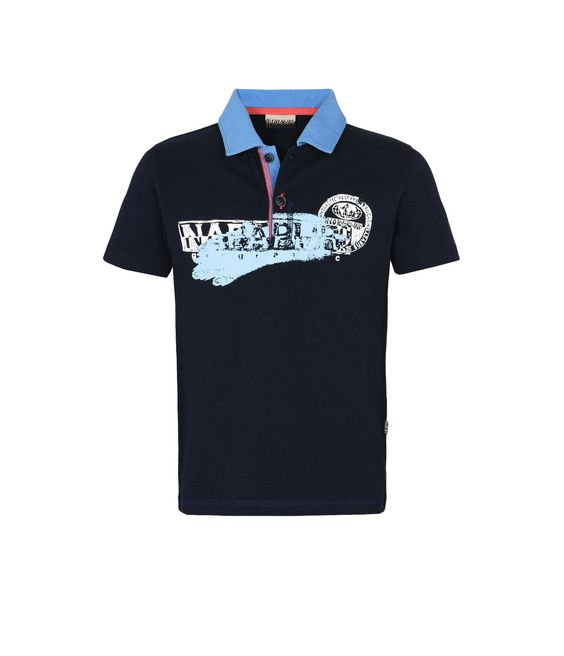 NAPAPIJRI K ENI KID Short sleeve polo Man f