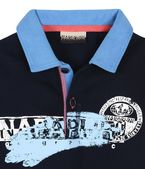NAPAPIJRI K ENI KID Short sleeve polo Man d