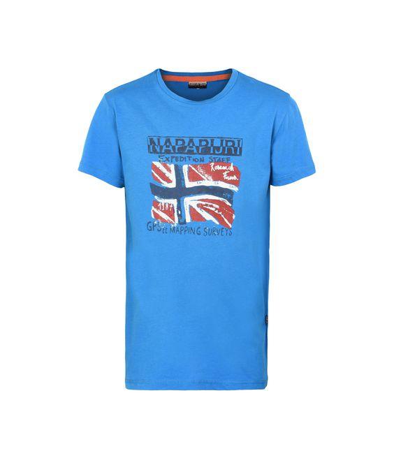 NAPAPIJRI K SOLEX JUNIOR Short sleeve T-shirt Man f