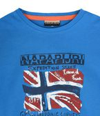 NAPAPIJRI K SOLEX JUNIOR Short sleeve T-shirt Man d